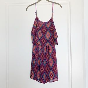 TOBI Patterned Dress